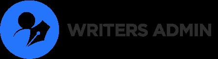 Writers Admin